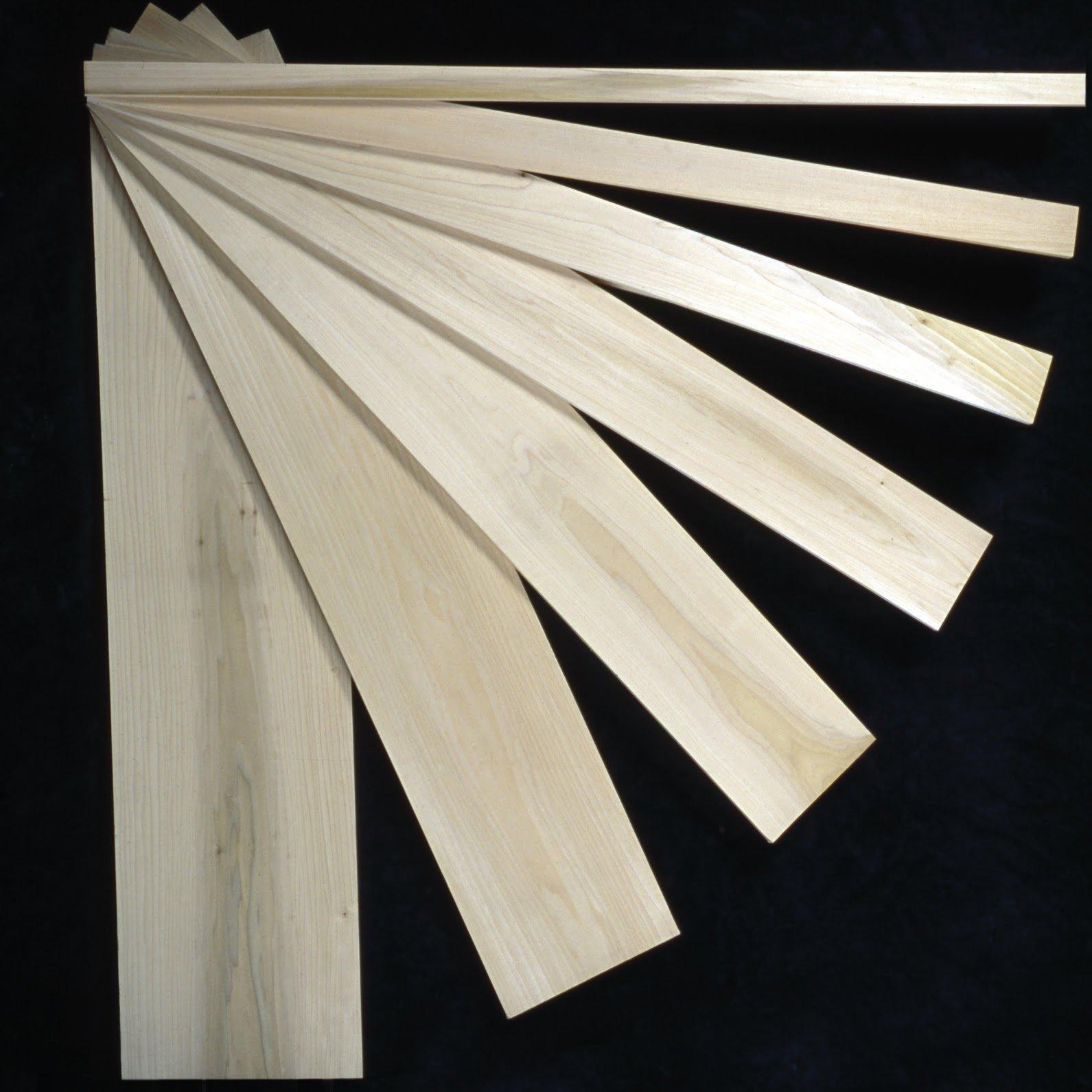 Oak Boards S4S