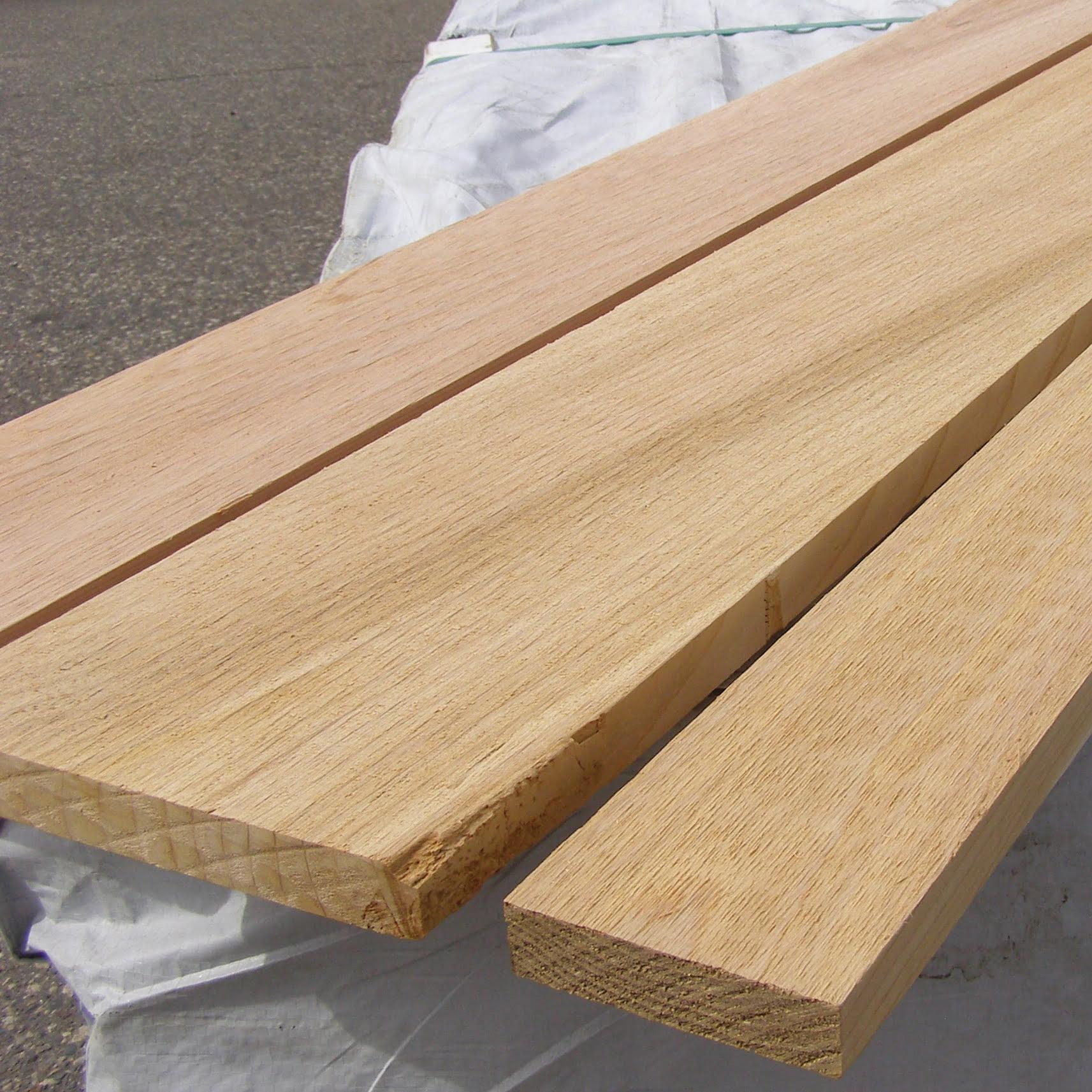 Clear D & Better Cedar Boards