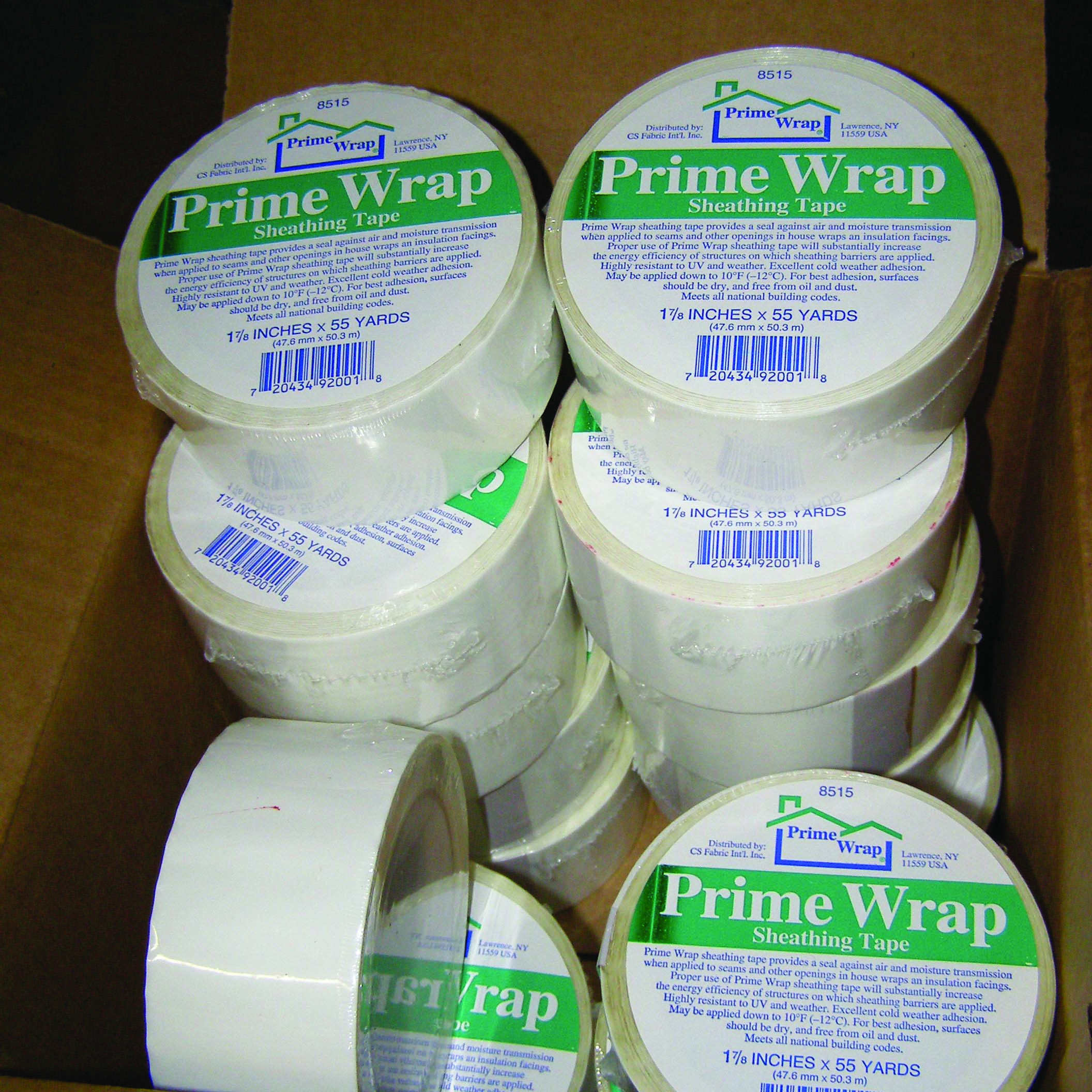 PrimeWrap Sheathing Tape