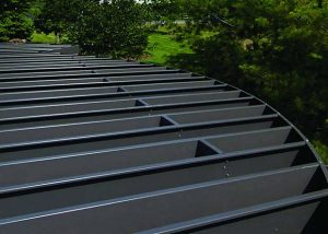 TREX Elevations Steel Deck Framing