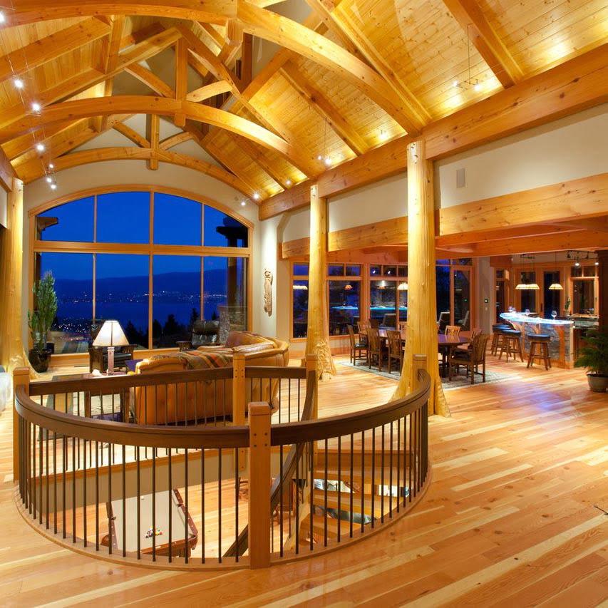 Western Red Cedar Timbers