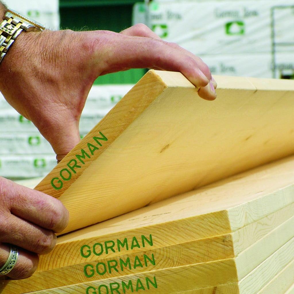 Gorman Elite Spruce Boards