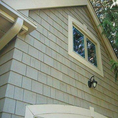 Cedar Custom Sidewall Shingles