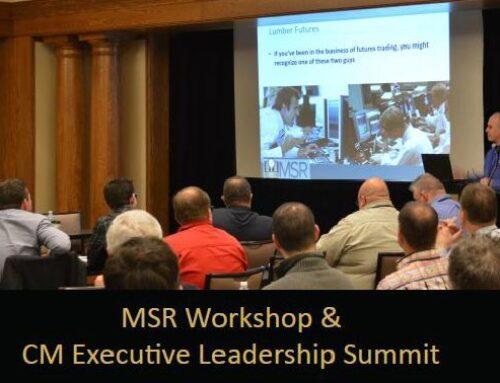 MSR Workshop – Trading Lumber Futures