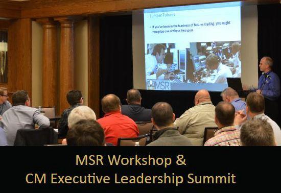 MSR Workshop - Trading Lumber Futures