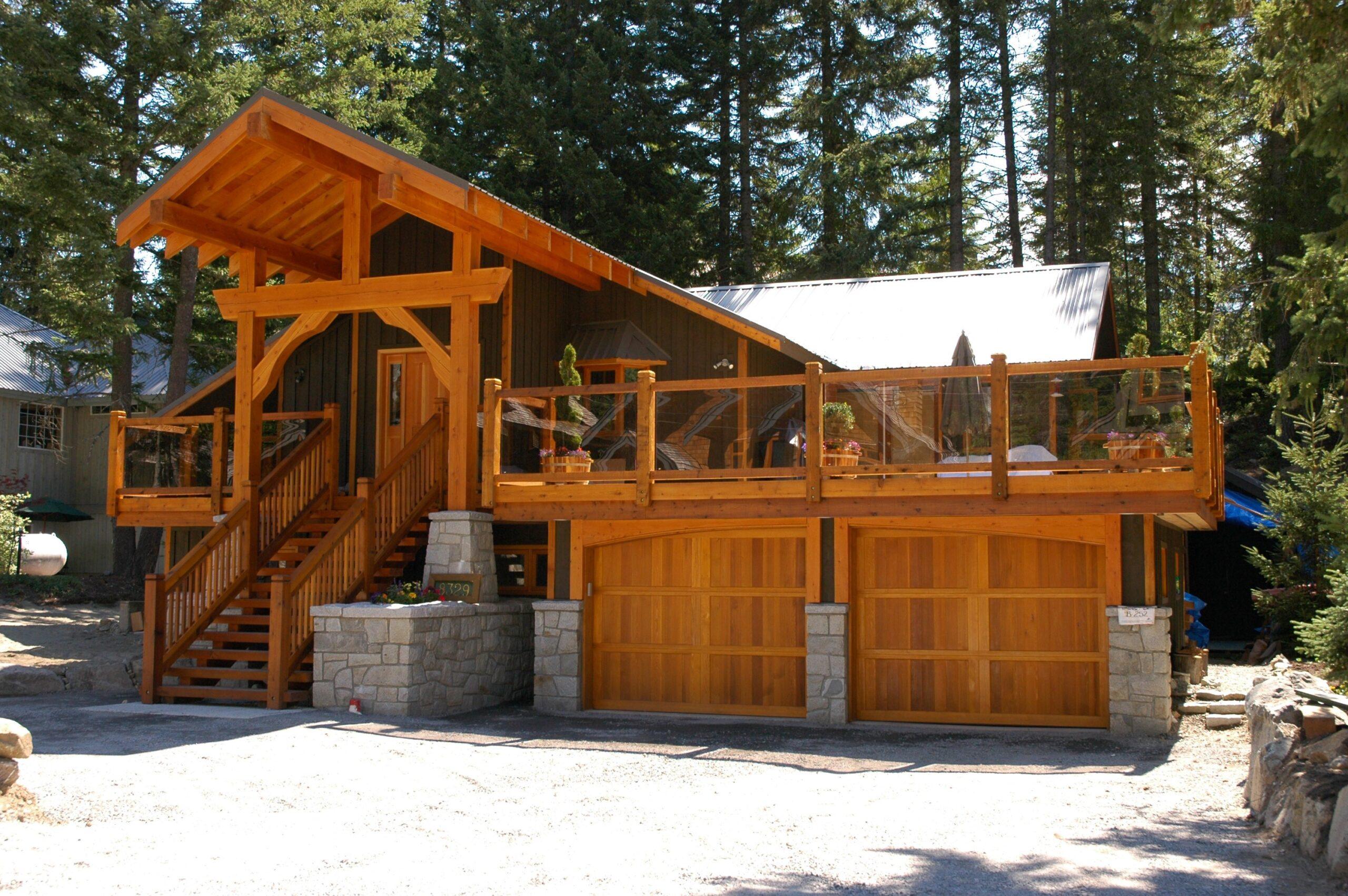 Real Cedar Corbel