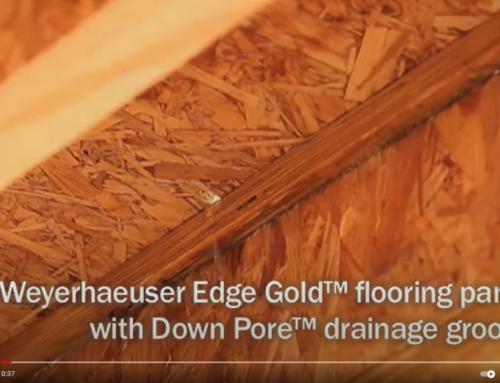 Weekes Offers Weyerhaeuser Edge Gold™